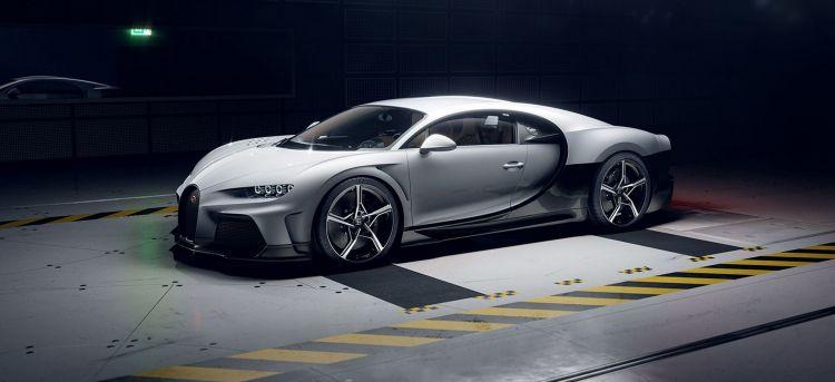 Bugatti Chiron Super Sport 2021 P