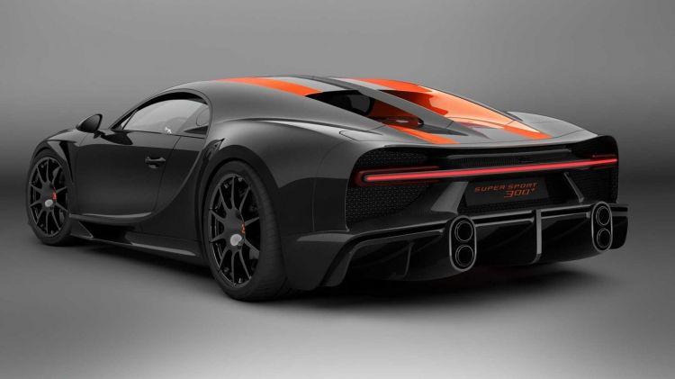 Bugatti Chiron Super Sport 300 0919 001