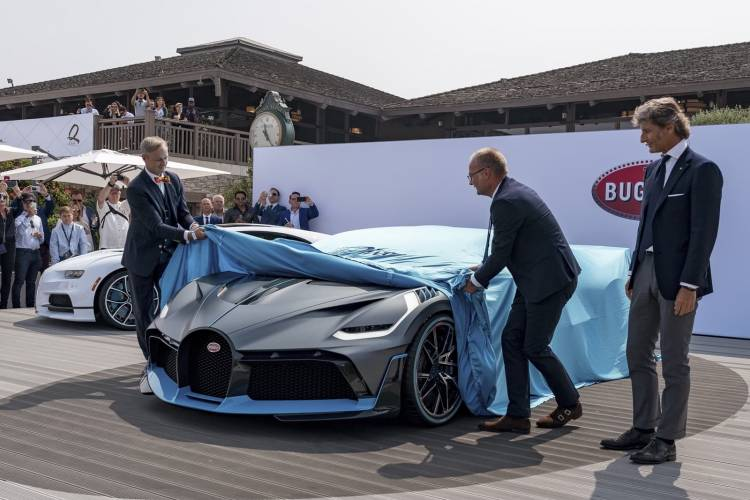 Bugatti Divo 0119 01 001