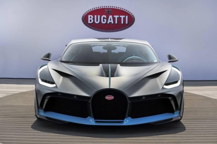Bugatti Divo 0119 01 004