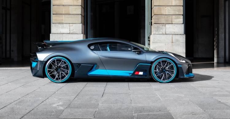 Bugatti Divo 0119 01 030