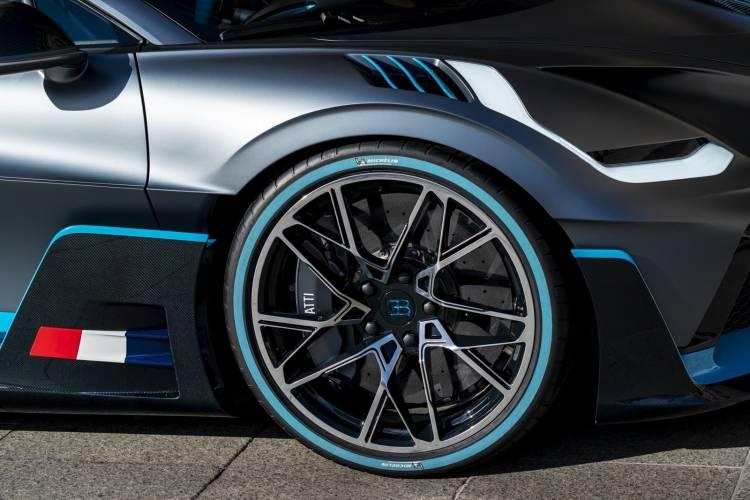 Bugatti Divo Llanta Rueda Freno 0119 01 047