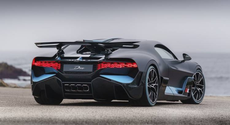 Bugatti Divo Trasera 0119 01 024