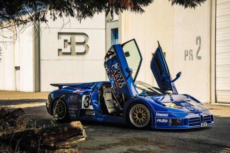 Bugatti Eb110 Campogalliano