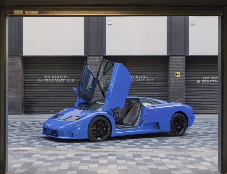 Bugatti Ficha Marca 11