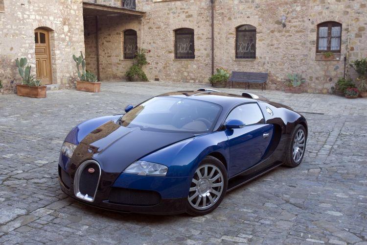 Bugatti Ficha Marca 12