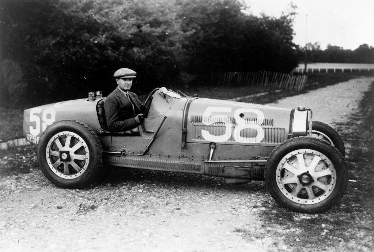 Bugatti Ficha Marca 5
