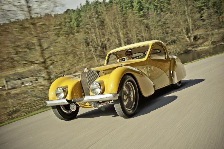 Bugatti Ficha Marca 8
