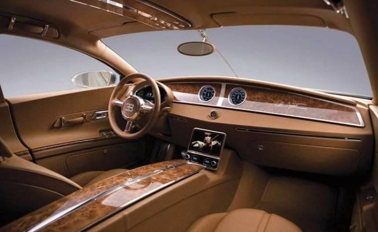 Luz verde para el Bugatti Galibier, confirmada la superberlina definitiva