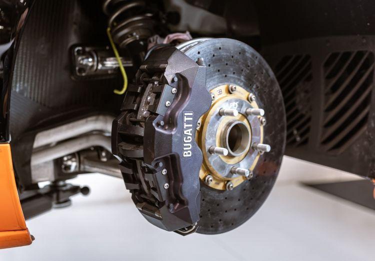 Bugatti Taller Inspeccion Freno 007