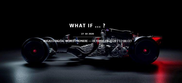 Bugatti Teaser Hypercar 1020 0215