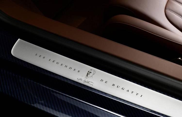 Bugatti Veyron edición Ettore Bugatti