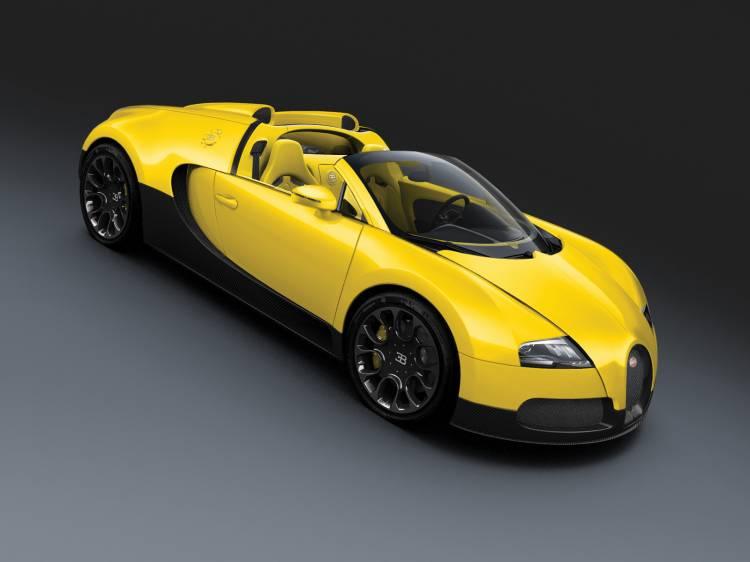 Bugatti Veyron 16.4 Grand Sport Dubai