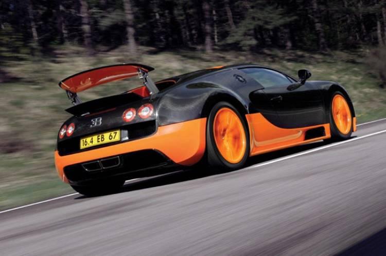 Bugatti prepara una edición final del Veyron con 1.500 caballos