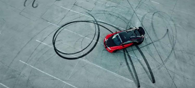 Bugatti Veyron Traccion Trasera Video
