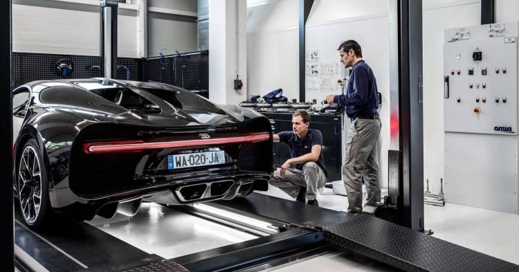 Bugatti Chiron Telemetria 0418 004