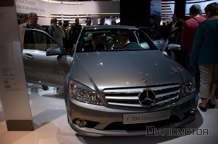 Mercedes-Benz C250 BlueEfficiency Prime Edition