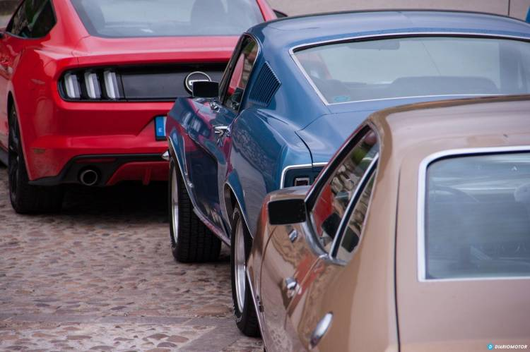 Cabalgada Mustangs 36