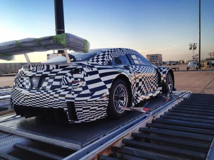 Cadillac ATS-V GT3
