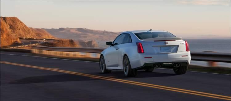 2018 Cadillac Ats V Coupe