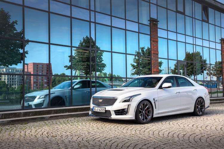 Cadillac Cts 002
