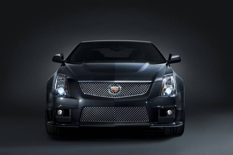 2011 CTS-V Black Diamond