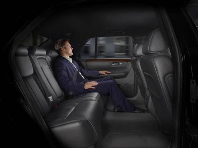 Presentación oficial de la nueva gran berlina Cadillac DTS-L