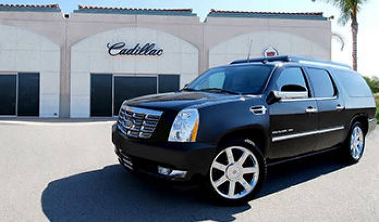 Becker Cadillac Escalade
