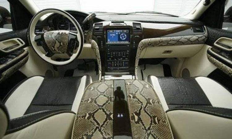 Cadillac Escalade por FAB Design