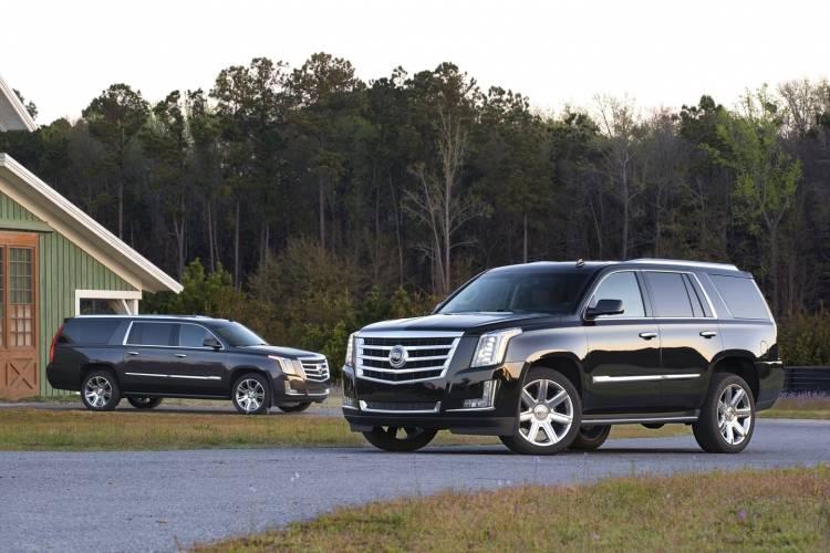 Cadillac Escalade: precios, noticias, prueba, ficha ...