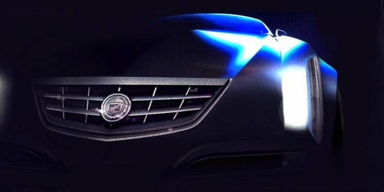 Cadillac Glamour Concept, anticipando un coupé de superlujo