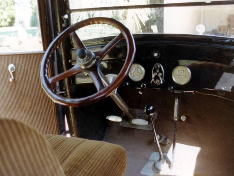 Cadillac Pedales 3