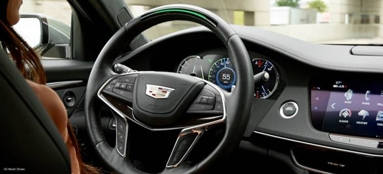 Cadillac Super Cruise 1