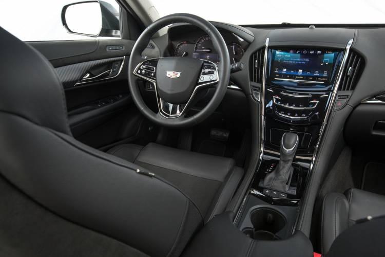 Cadillac Ats Interior 1