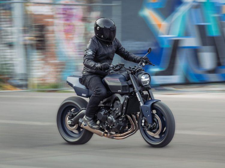 Cafe Racer Yamaha Xsr900 Jvb Moto Cp3 05