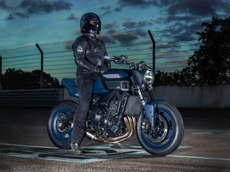 Cafe Racer Yamaha Xsr900 Jvb Moto Cp3 09