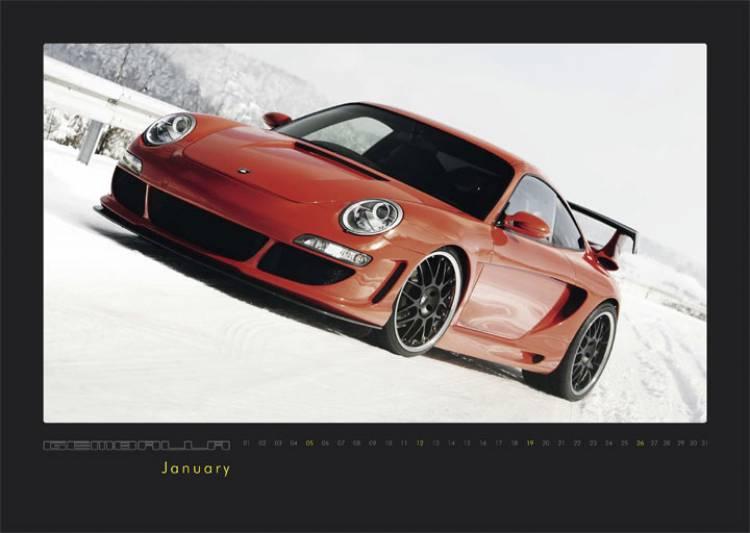 Calendario Gemballa 2010