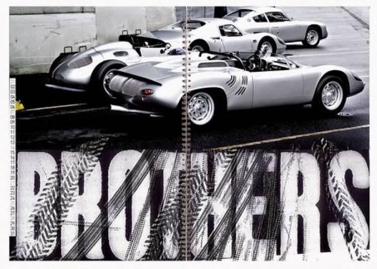 Calendario Porsche 2007