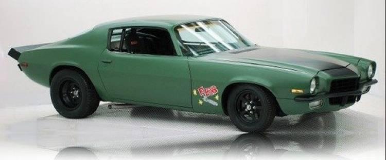 Camaro F-Bomb 1973 Fast&Furious