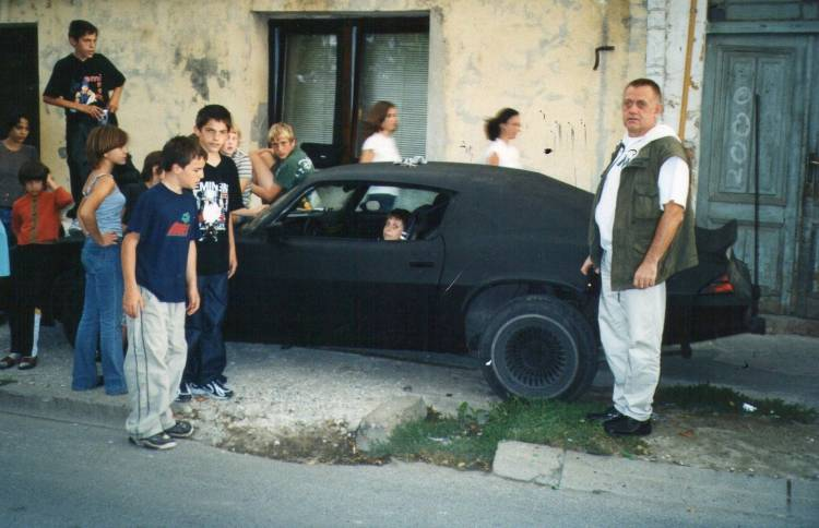 Camaro Guerra Bosnia 12