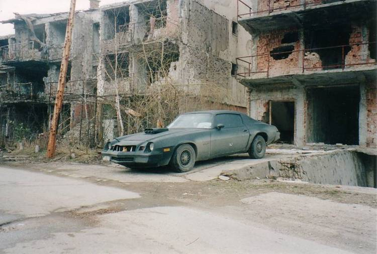 Camaro Guerra Bosnia 5