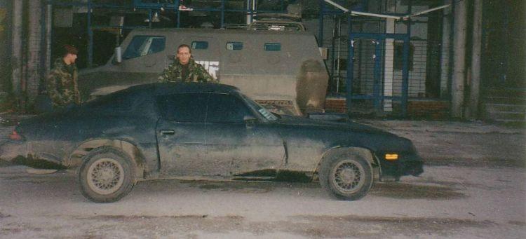 Camaro Guerra Bosnia P