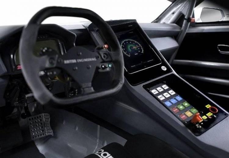 Chevrolet Camaro GT Race