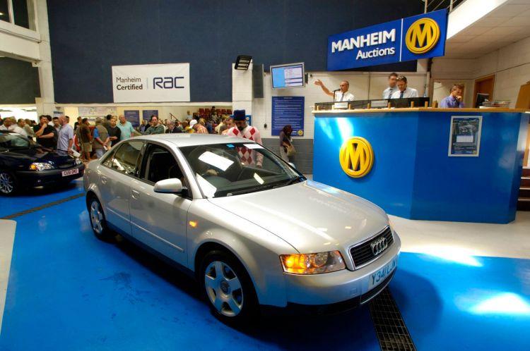 Cambiar Nombre Transferir Subasta Audi A4