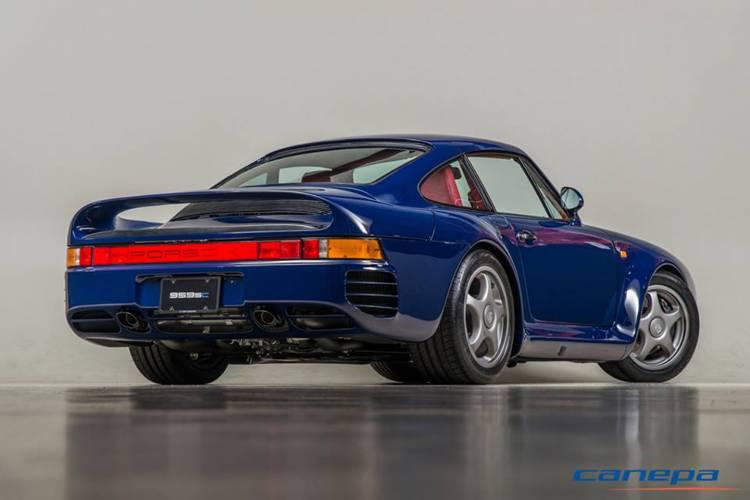 Canepa Porsche 959 Dm 7