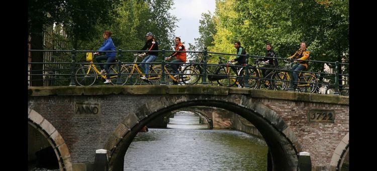 Capacitacion Ciclista Dgt Bicicleta Amsterdam