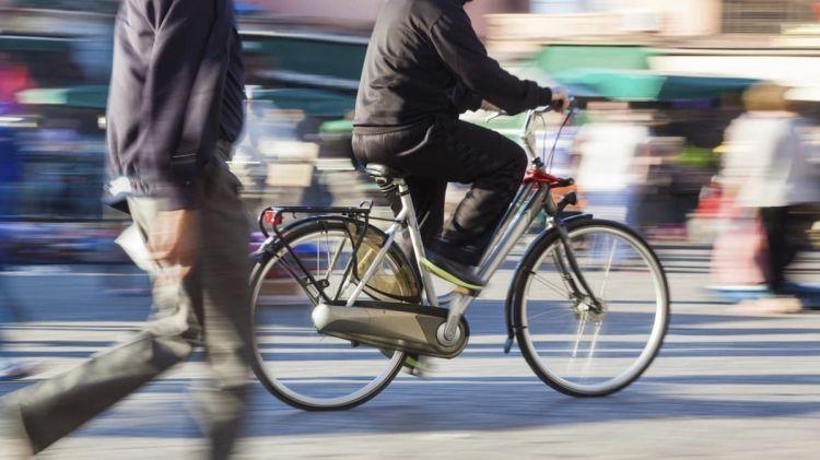 Capacitacion Ciclista Dgt Bicicleta Ciudad 3