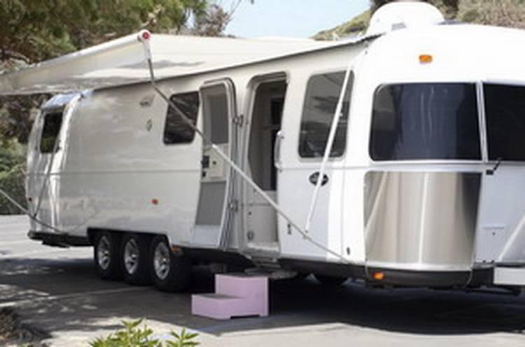 Caravana Playboy de Pamela Anderson