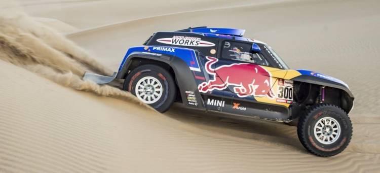 Carlos Sainz Etapa 3 Dakar 2019 1440x655c