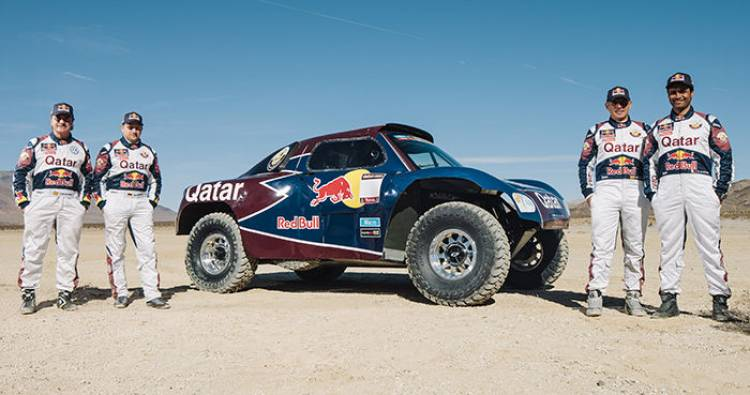 Dakar 2013 Carlos Sainz